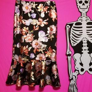 Forever 21 Peplum Skirt